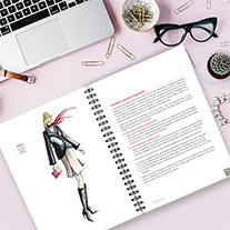 An Expert's Guide To Fashion Styling - Inside Pages